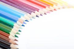 Bleistiftrand Lizenzfreies Stockfoto