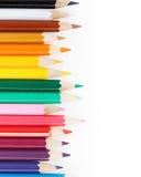 Bleistiftrand Lizenzfreie Stockfotos