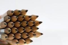 Bleistiftscharfstock Lizenzfreie Stockfotografie