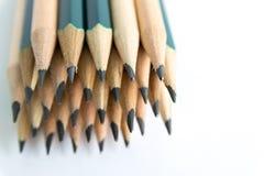 Bleistiftscharfstock Stockbilder