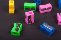 Bleistiftspitzer Stockfotografie