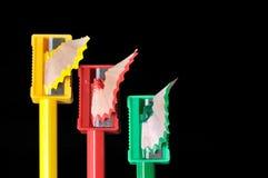 Bleistiftspitzer Lizenzfreies Stockfoto