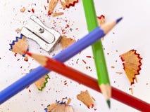 Bleistiftspitzer Lizenzfreie Stockfotografie