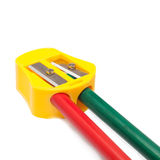 Bleistiftspitzer Lizenzfreies Stockbild