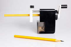 Bleistiftspitzer Stockbilder