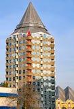 Bleistiftturm in Rotterdam, die Niederlande Stockfotos