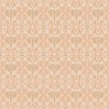 bleka palettro för beige prydnad Arkivbild