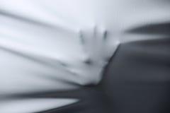 Bleknastrukturen och skuggan av handen Royaltyfri Bild