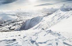Blencathra, Lake District Royalty Free Stock Images