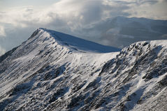 Blencathra Ridge Stock Photo