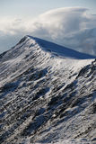 Blencathra Ridge Royalty Free Stock Photo