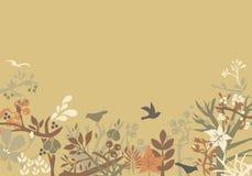 Blended seasons Royalty Free Stock Image