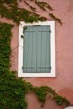 Blendenverschlüsse in Provence Lizenzfreies Stockbild