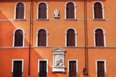 Blendenverschlüsse in Verona Lizenzfreies Stockbild