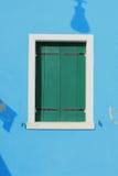 Blendenverschlußfenster Lizenzfreies Stockfoto