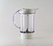 Blender. Kitchen blender on a off wite background Royalty Free Stock Photo