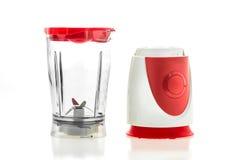 Blender juice machine Stock Images