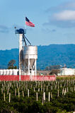 Blending Tower Royalty Free Stock Photo