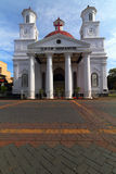 Blenduk-Kirche Semarang Lizenzfreie Stockbilder