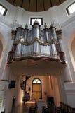 Blenduk-Kirchen-Semarang-Innenraum Stockfotografie