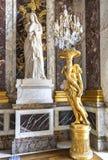 Blendungs-Luxus von Versailles-Palast Lizenzfreie Stockbilder