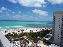 Blendungs-Miami Beach Stockfotografie