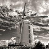 Blenerville-Windmühle in Irland Lizenzfreie Stockbilder