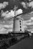 Blenerville-Windmühle, Tralee in Irland Lizenzfreies Stockbild