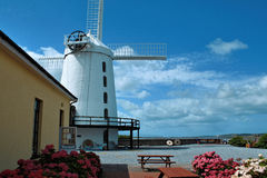 Blenerville Windmill,Tralee in Ireland. Stock Photos