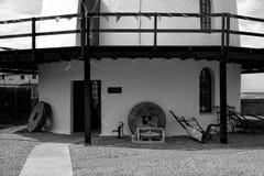 Blenerville Windmill,Tralee in Ireland. Stock Photo