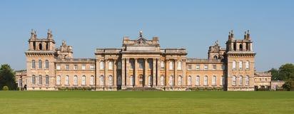 Blenheim宫殿,牛津 免版税图库摄影