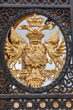 Blenheim pałac Anglia Wejściowa brama Zdjęcia Royalty Free
