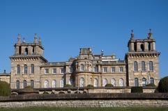 blenheim pałac Obrazy Royalty Free