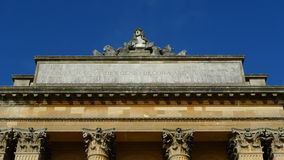 Blenheim Palace Stock Images