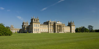 Blenheim Palace Stock Image