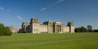 Blenheim Palace stock image