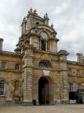 Blenheim Palace; Churchill Downs Entrance Stock Photos