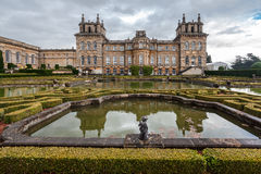 Blenheim Palace England Stock Photo