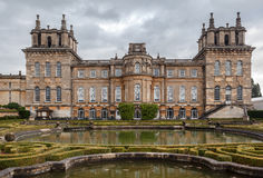 Blenheim Palace England Stock Images