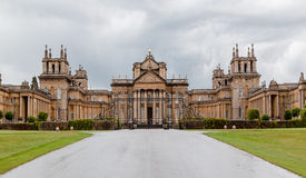 Blenheim Palace England Royalty Free Stock Photo