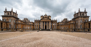 Blenheim Palace England Stock Image
