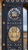 Blenheim Palace England stock image