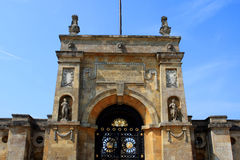Blenheim Palace, England Stock Photography