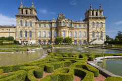Blenheim Palace, England, United Kingdom. Blenheim Palace, England, United Kingdom Stock Photography