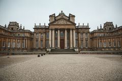 Blenheim Palace, England Royalty Free Stock Image