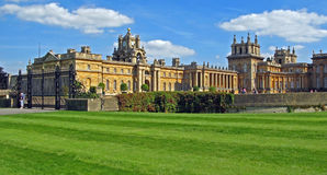 Blenheim Palace - Marlborough Estate Royalty Free Stock Image