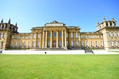 Blenheim Palace Woodstock England royalty free stock image