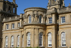Blenheim Palace, Woodstock, Oxfordshire, England Royalty Free Stock Image