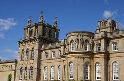 Blenheim Palace, Woodstock, Oxfordshire, England Stock Photography
