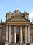 Blenheim-Palast-Eingang, England Lizenzfreies Stockfoto